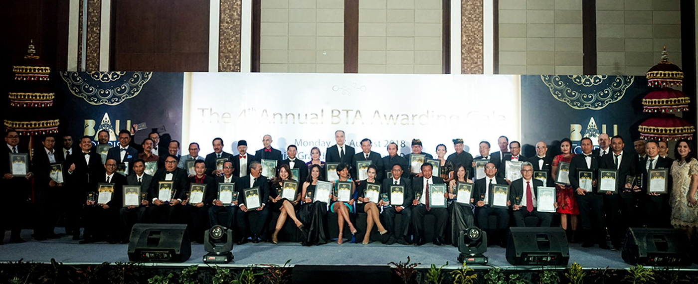 BALI TOURISM AWARDS